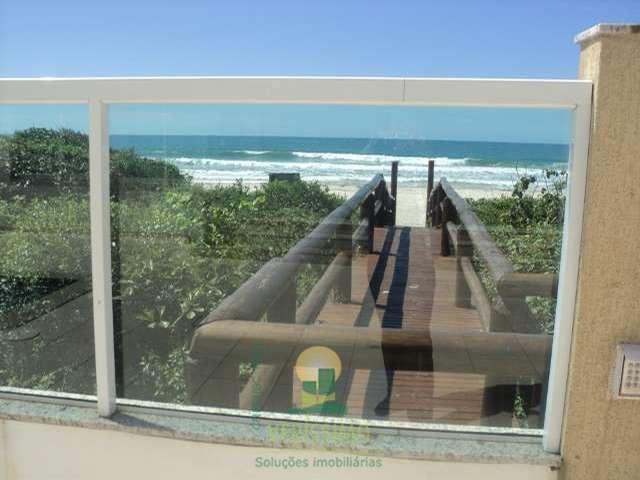 acesso a praia...