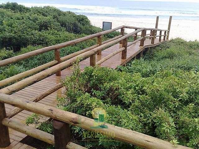 acesso a praia..