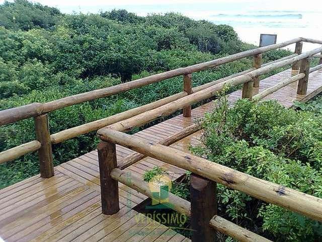 acesso a praia.