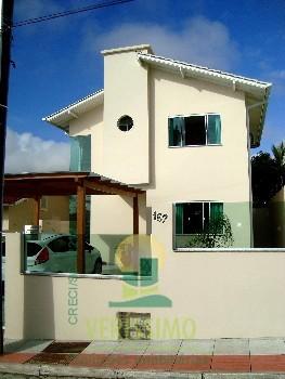 Sobrado 3 dormitórios, Ingleses Florianópolis, SC.