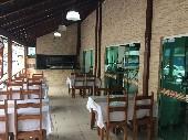 Restaurante completo pronto para funcionamento