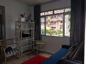 1 dormitorio quadra mar com garagem e wi-fi