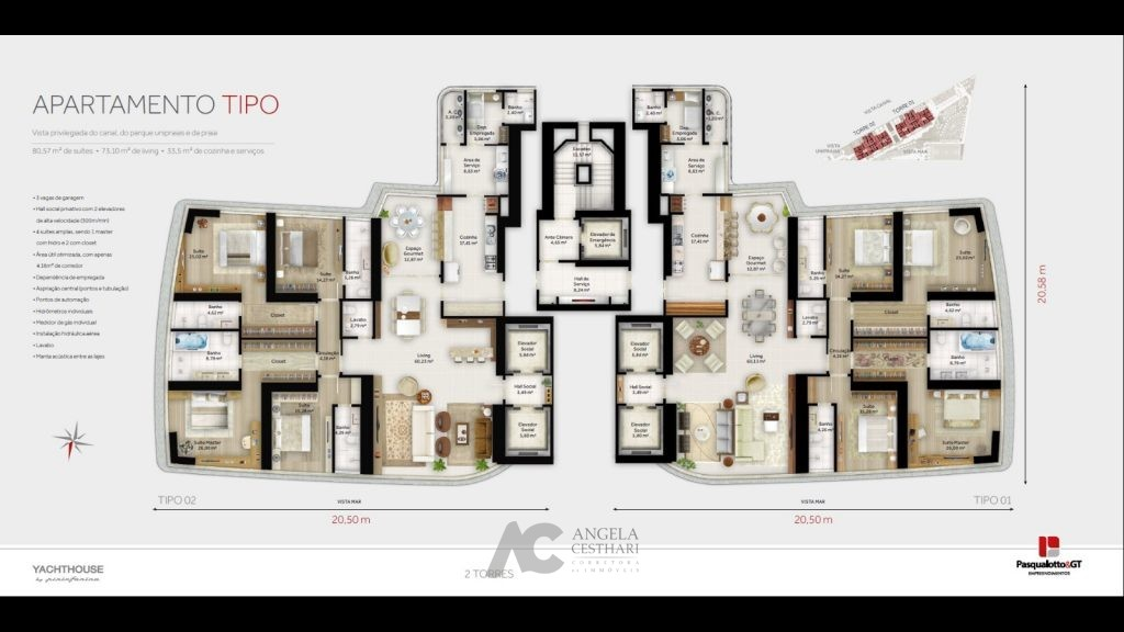 Yachthouse Residence
