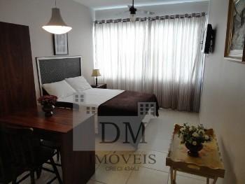 Apartamento 1 dormitório, Quitinete balneário Cam