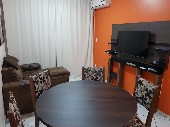 Apartamento 2 dormitórios + dep centro Bal. Cambor