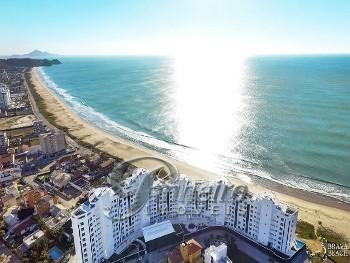 Apartamento Frente Mar na Praia Brava!