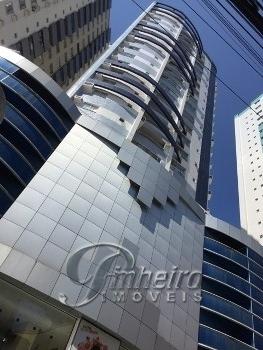 Apartamento em BC aceita permuta em Curitiba!