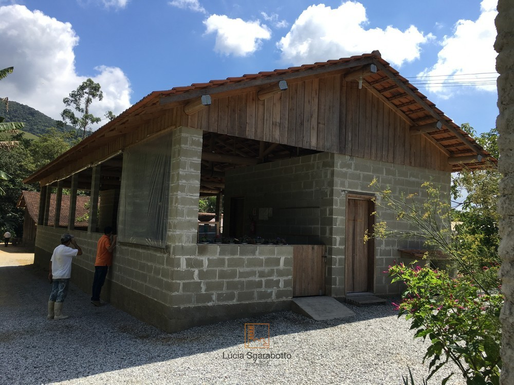 Sítio Camboriú - Ampla área verde
