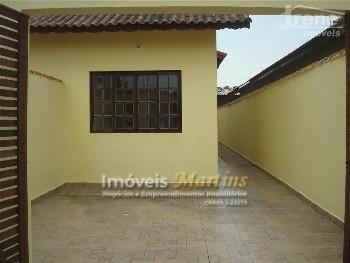 Casa na Praia 2 Dorm (1 Suíte) Edícula - Itanhaém