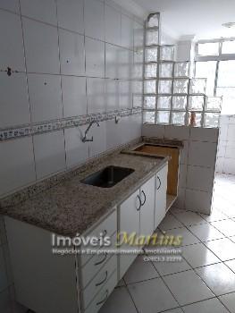 Apartamento Cocaia 62m2 - Sala com sacada $ 185mi
