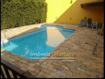 Sobrado Condominio Fechado - piscina $ 370 mil