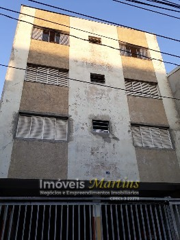Apto 2 Dormitórios 1 Vaga - Vila Galvão