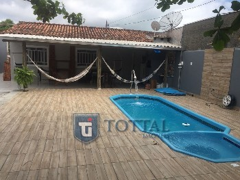 Casa para Temporada em Porto Belo