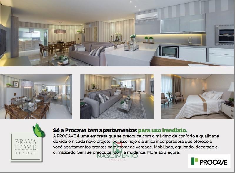Apartamento Mobiliado Bra
