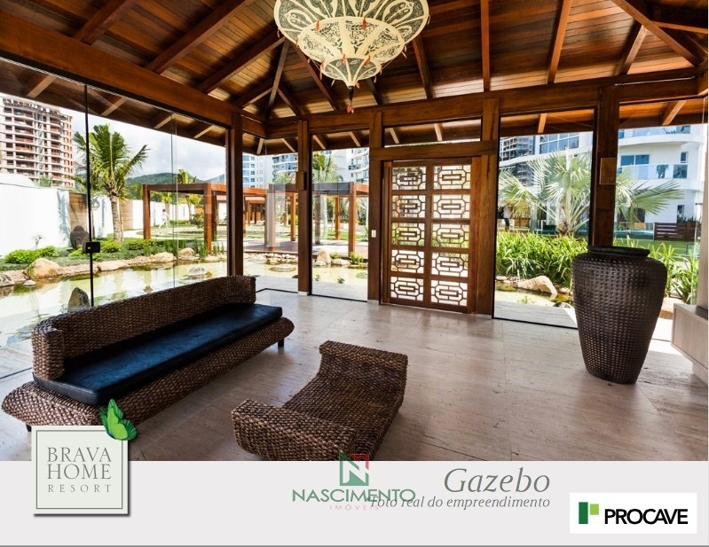 Gazebo Brava Home Resort