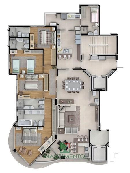 Apartamento tipo Torre 5
