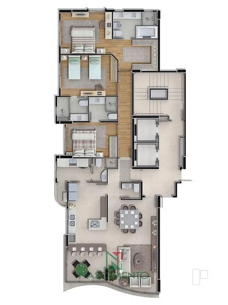Apartamento Tipo Torre 6