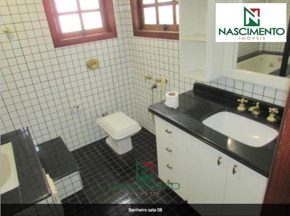 Banheiro sala 8
