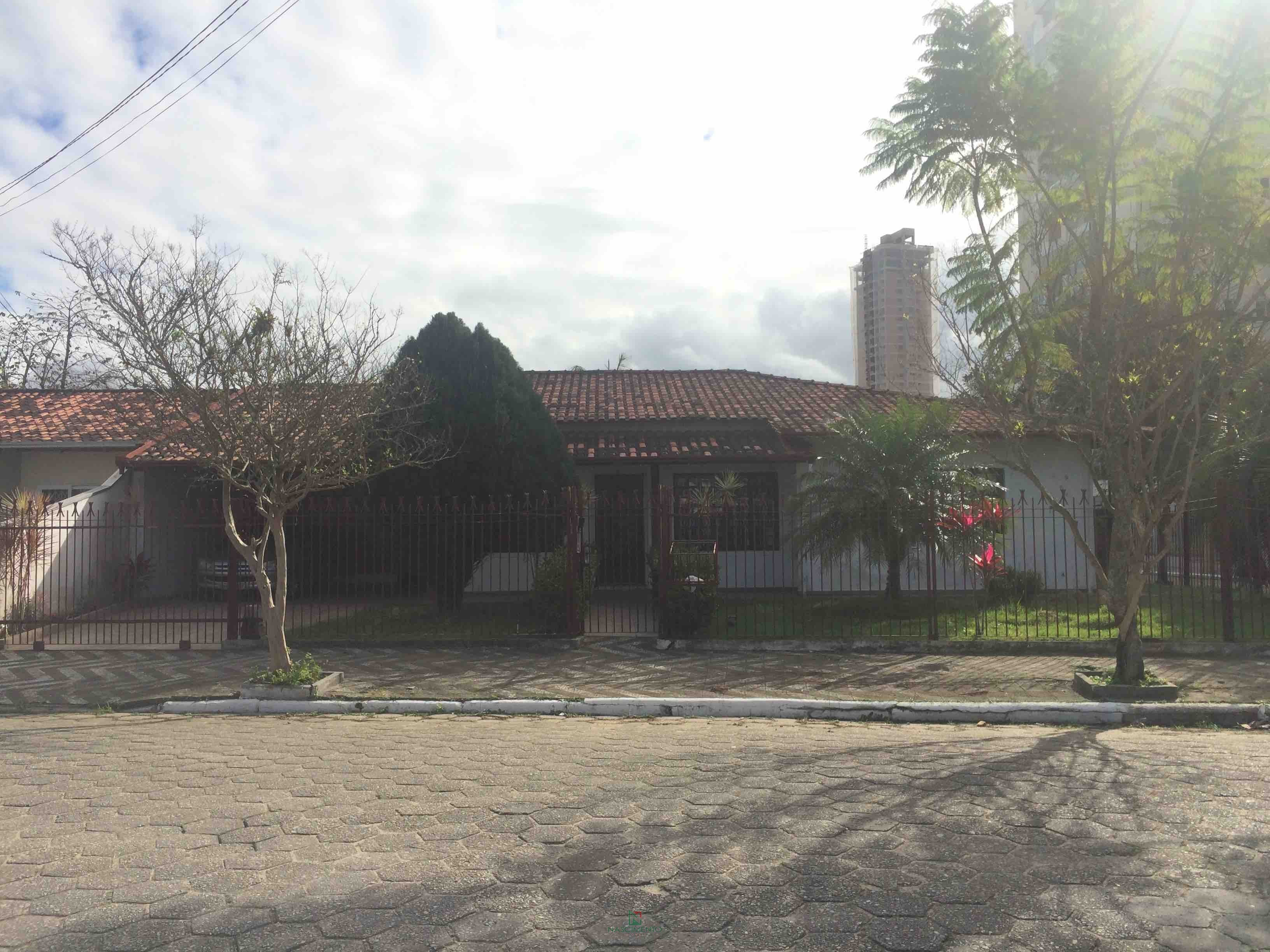 Fachada Casa D.Caxias