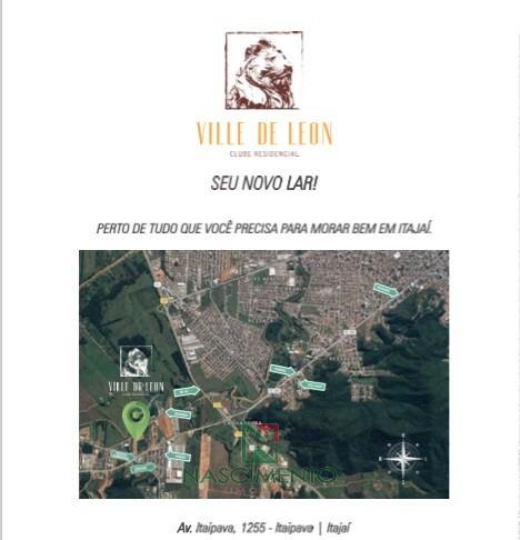 Ville De Leon Localização