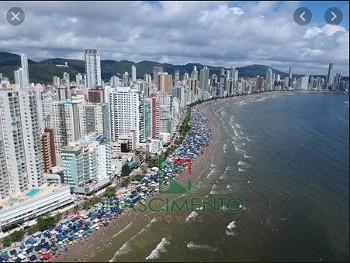 Balneário Camboriú - Terreno Frente Mar -