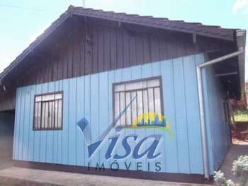 Casa 2 dormitórios brasília são bento do sul