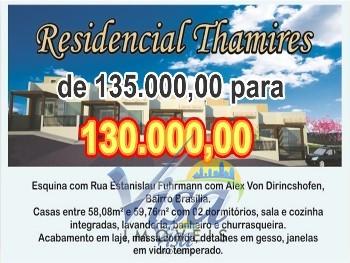 CASAS GEMINADAS - SÃO BENTO DO SUL - SC