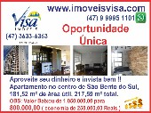 Apartamento 03 quartos 2 garagens São Bento do Sul