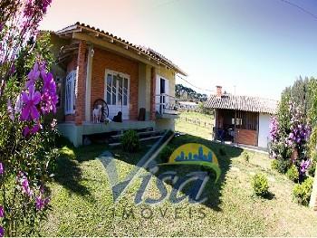 Chácara com 11.055 m² com casa campo alegre