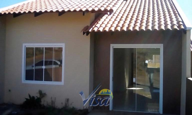 Casa 02 Dormitórios - Lençol - Residencial Vivian