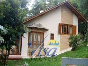 Casa 2 Dormitórios 1 suíte em Campo Alegre