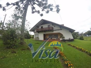 Casa 5 Quartos centro Campo Alegre Investimento