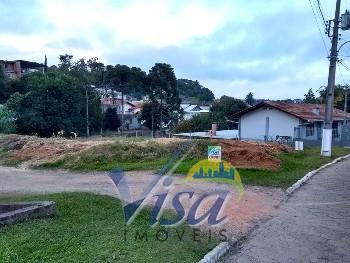 Terreno 832 m² Centro Rio Negrinho