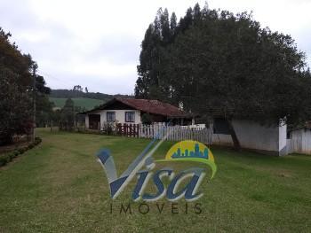 Chácara com 48000 m² Toda Estruturada Rio Negrinho