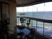 Apartamento 03 dormitórios frente mar!