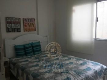 Apartamento 01 dormitório - Acomoda até 4 pessoas
