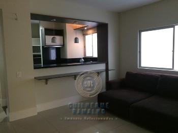 Apartamento 02 dormitórios - mobiliado