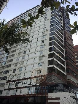 Apartamento 01 dormitório na quadra do mar