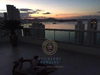 COBERTURA DUPLEX COM VISTA 360 - VAGA NÁUTICA