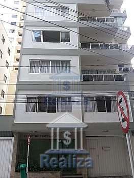 Apartamento 4 dormitórios 1 vaga, Centro