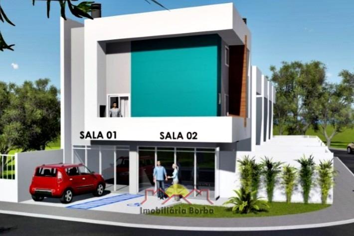 Sala comercial à venda  no Iririú - Joinville, SC