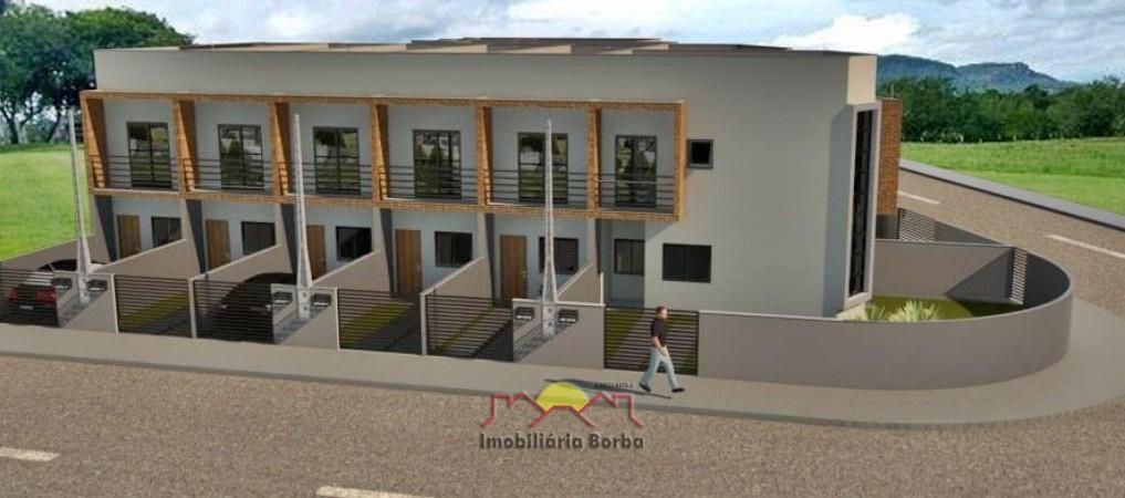 Casa à venda  no Jardim Paraíso - Joinville, SC