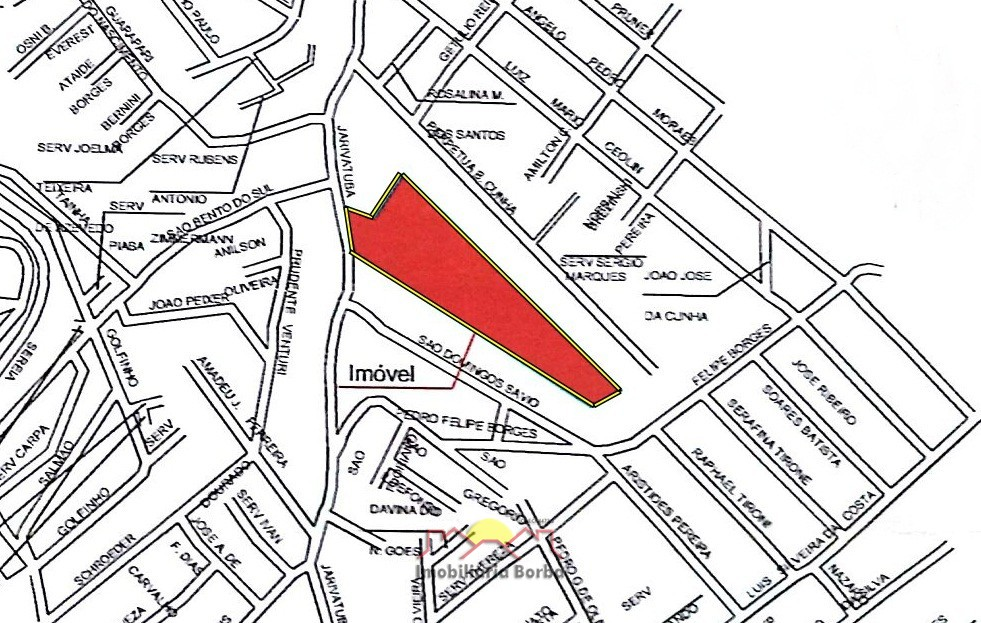 Terreno/Lote à venda  no Jarivatuba - Joinville, SC. Imóveis