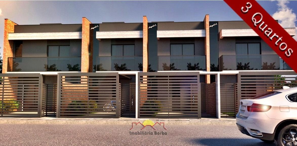Casa à venda  no Guanabara - Joinville, SC