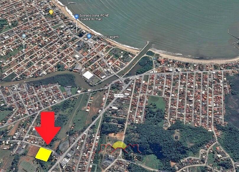 Terreno/Lote à venda  no Nossa Senhora da Paz - Balneário Piçarras, SC. Imóveis