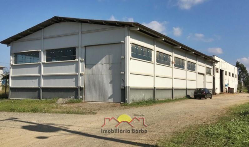 Pavilhão/galpão/depósito à venda  no Porto Grande - Araquari, SC. Imóveis
