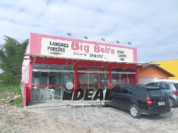 Lanchonete a venda Praia de Leste litoral PR