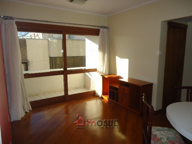 Apartamento de 1 dormitório no Cidade Alta