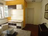 Apartamento de 1 dormitório no Centro.
