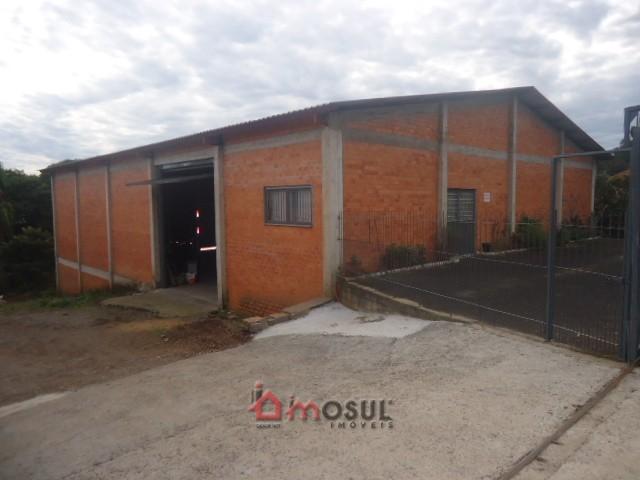 PAVILHÃO 450m² no LICORSUL